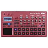 Korg ELECTRIBE2SRD electribe Sampler in ESX Red with V2.0 Software