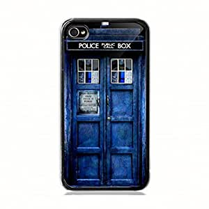 Tardis doctor who geek retro style for iPhone 5 5s case