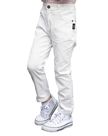 29bb76564b38 NABER - Pantalon - Chino - Uni - Garçon  Amazon.fr  Vêtements et ...