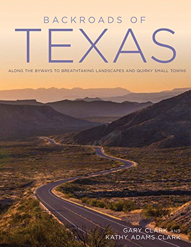 Backroads Texas Byways Breathtaking Landscapes product image