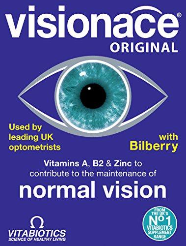 Vitabiotics - Visionace - Original - 30 Tablets