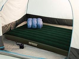 Intex 66968 - Colchón hinchable Prestige con hinchador 137 x ...