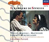 Rossini - Il barbiere di Siviglia / Nucci, Bartoli, Matteuzzi, Fissore, Bruchuladze, Patanè