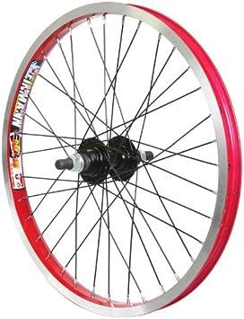 """Details about  /NOS 20/"""" Weinmann DM30 BMX Bike Wheel 9//16/"""" 14mm Axle Front"""
