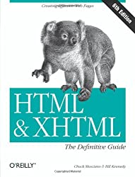 HTML & XHTML: The Definitive Guide 6e