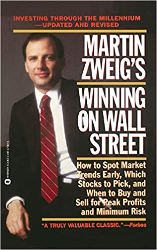 Martin Zweig's Winning on Wall Street