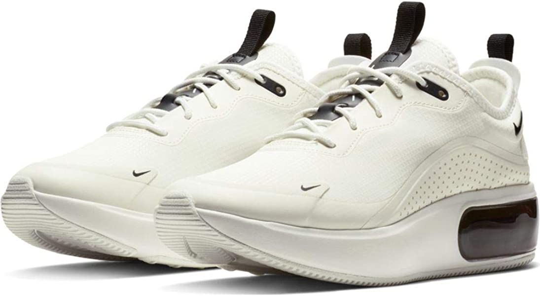 huge selection of a1f37 aa01c Nike Air Max Dia Womens Womens Aq4312-100 Size 7 White - Black