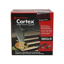 FastenMaster Cortex For Trex Decking - Transcend Vintage Lantern