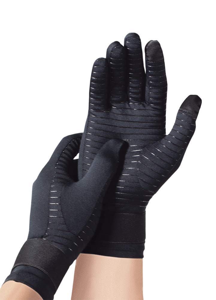 Copper Fit Guardwell Gloves Full Finger Hand Protection