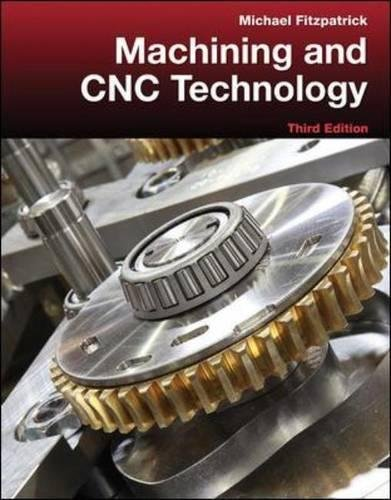 Machining and Cnc Technology. by Michael Fitzpatrick