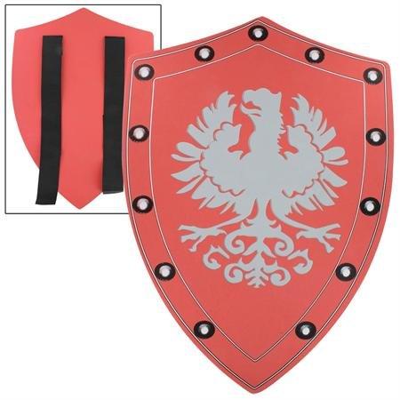 Great Eagle's Glory Noble Foam LARP Kite Training Shield (Medieval Foam Larp Shield)