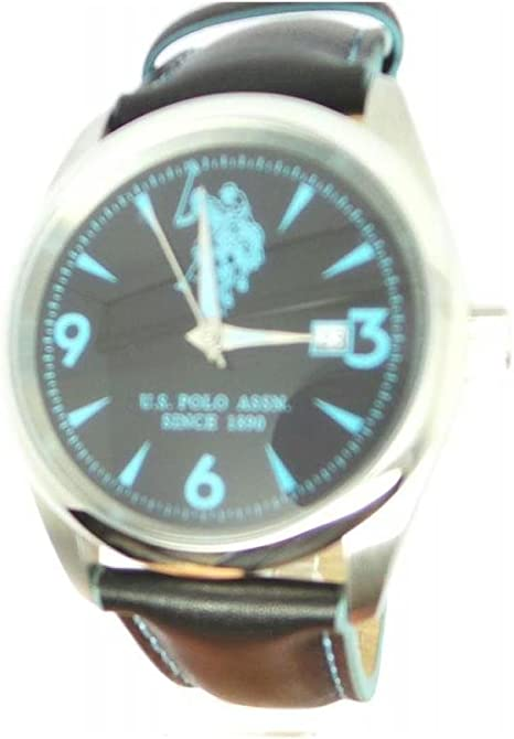 Reloj U.S. Polo Assn Hombre USP4036BL: Amazon.es: Relojes