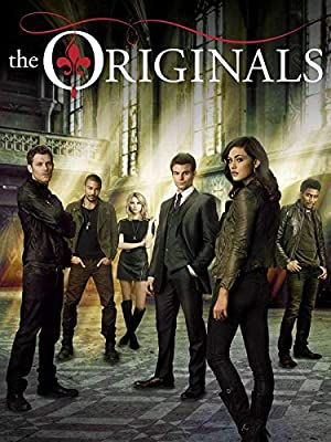 MOTIVATION4U The Originals, an American Television Series, Niklaus Klaus Mikaelson, Elijah Mikaelson, Rebekah Mikaelson 12 X 18 inch Poster
