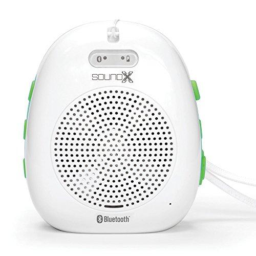Singing Machine SMI436BT 1.5W Portable Bluetooth Audio Streaming for Smartphone