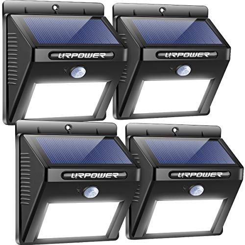 URPOWER Solar Lights Wireless