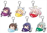 Ange Vierge Aoitsuki Shayoru around the non-acrylic Keychain
