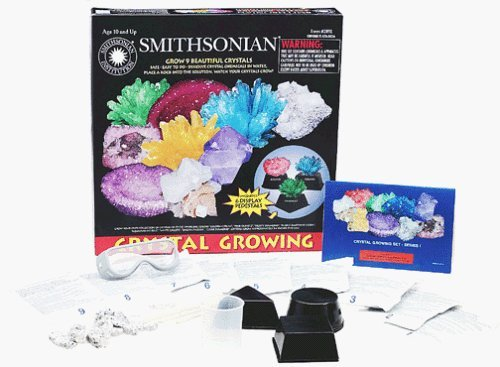 (NSI Crystal Growing)