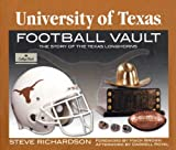 The University of Texas Football Vault, Steve Richardson, 0794822975