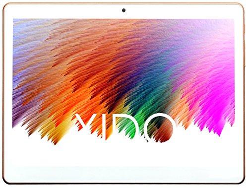 XIDO X111, 10 Zoll Tablet Pc, IPS Display 1280x800, Android 5.1 Lollipop, (25,7 cm), 1GB RAM, 16GB Speicher, Bluetooth, Kamera, Pc, Computer 10,1 Zoll