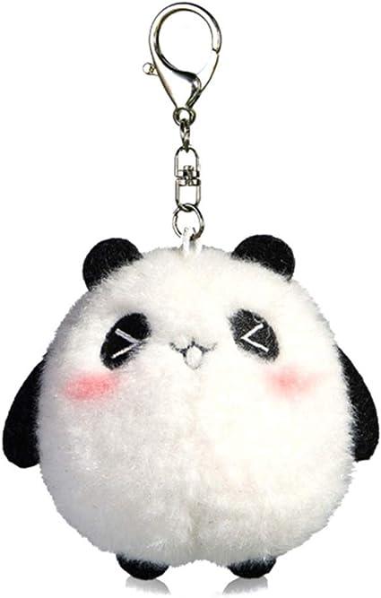 Pink Plush Animal Keychain Stuffed Animal Ornaments Pendant 4 Cute Sheep Plush Keychain