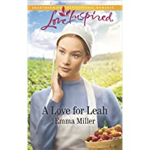 A Love for Leah (The Amish Matchmaker)