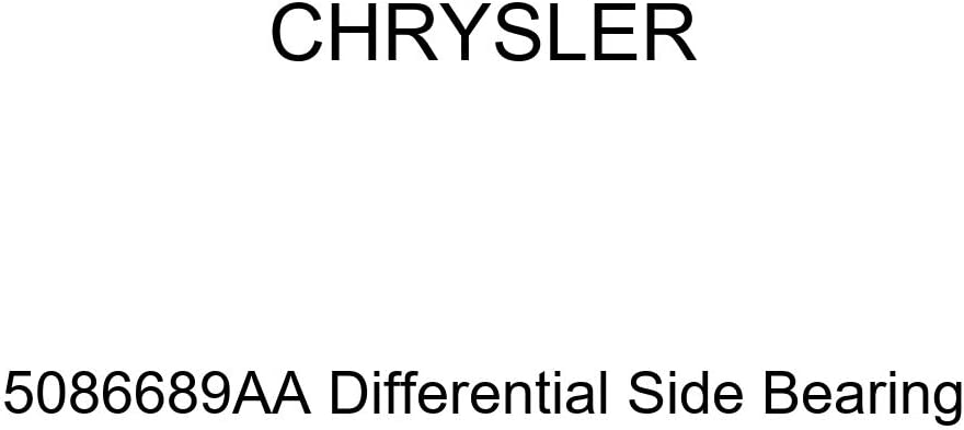 Chrysler 5086689AA Bearing-Differential Side