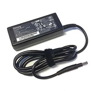 Lavolta-Adaptador de corriente alterna para HP Pavilion 15-15-B002SG B010ES B010TX 15-15-15-B030EL b035eg-Power-Ordenador portátil (TM) de marca () con enchufe europeo