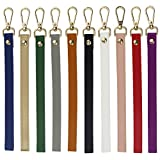 Coolcoco Colorful Leather Wrist Strap Replacement