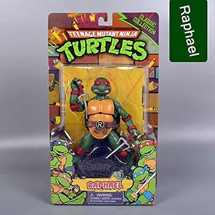 Figura de Anime Las Tortugas Ninja Modelo Rafael Leonardo ...
