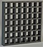 PROGrid Molded Fiberglass Grating - V15-DG-G30, 120 In Length