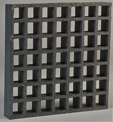 PROGrid Molded Fiberglass Grating - V15-DG-G30, 120 In Length by PROGrid