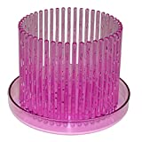 5.25″ Rose Quartz Orchitop Carousel Pot with matching detachable saucer Review