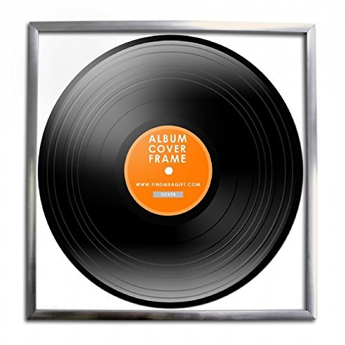 Amazon.com - Ikea LOMVIKEN LP Album Record Cover Wall Frame Music ...