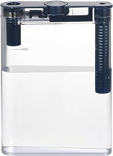 Decdeal transparente Bouteille d'eau avec 1Carbone Portable filtre Plat Bouteille pratique purificateur d'eau avec élément de filtre