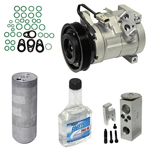 (Universal Air Conditioner KT 4025 A/C Compressor and Component Kit)
