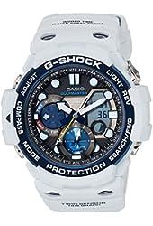 Casio G-Shock Smoke Dial Resin Digital Chrono Quartz Men's Watch GN1000C-8ADR