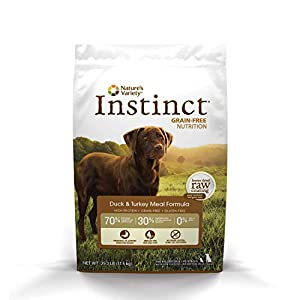 Nature's Variety Instinct Grain-Free Dry Dog Food