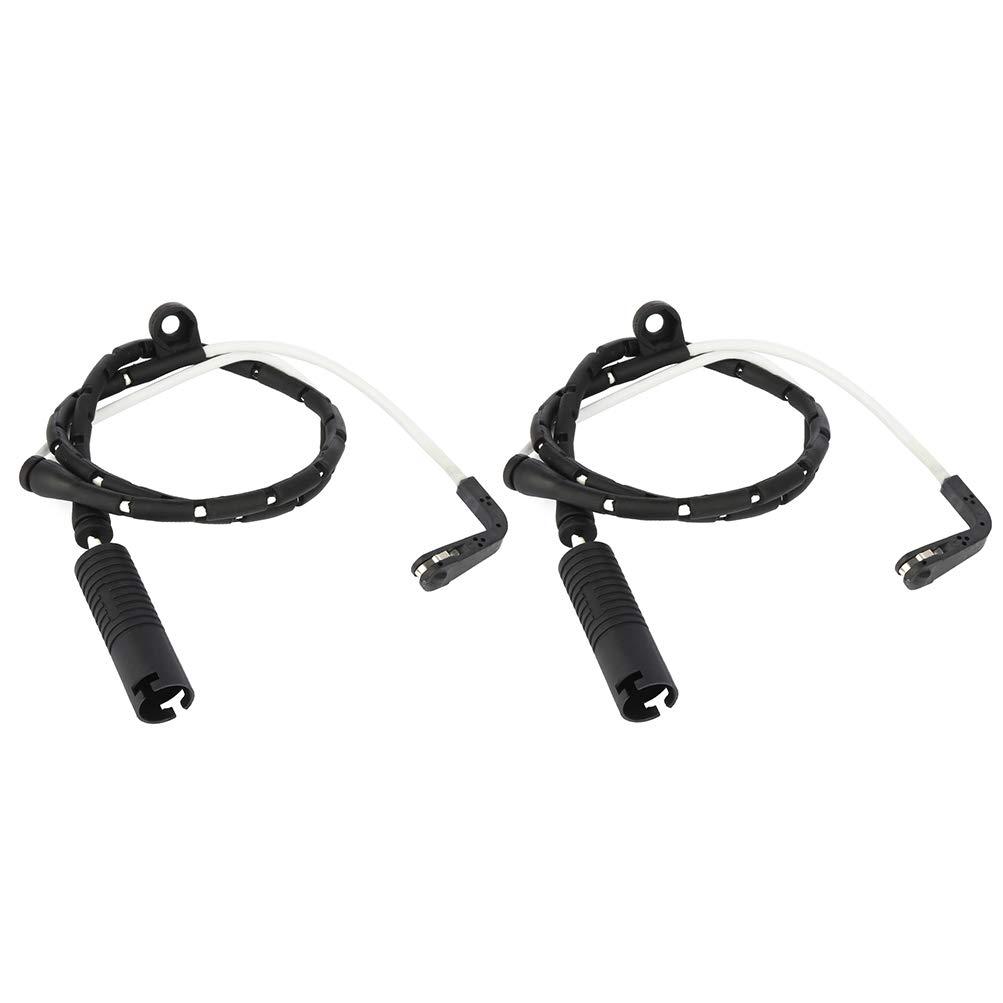 Wear Sensor Brake Pad Sensor AUTOMUTO Front 2pcs For 2001-2003 BMW 525i 1997-2000 BMW 528i 2001-2003 BMW 530i 1997-2003 BMW 540i 2000-2003 BMW M5