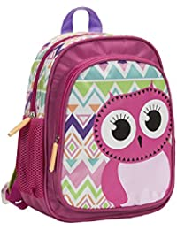 Jr. My First Backpack, Owl, One Size