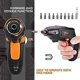 TACKLIFE Classic Electric Screwdriver, 3.6V Max