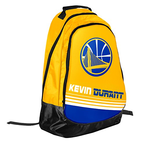 FOCO Golden State Warriors Durant K. #35 2015 Stripe Core Backpack by FOCO