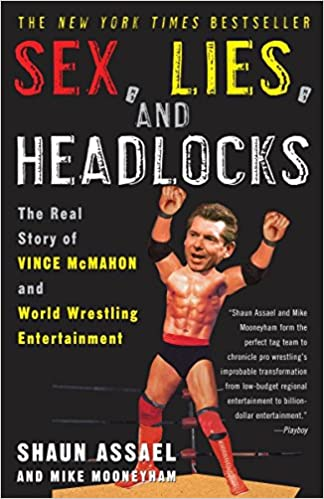 Federation headlocks lie mcmahon real sex story vince world wrestling