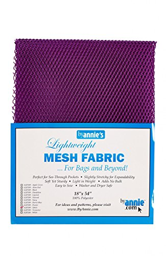 (Annie by Lightweight Mesh Fabric LTWT 18x54 Tahiti)