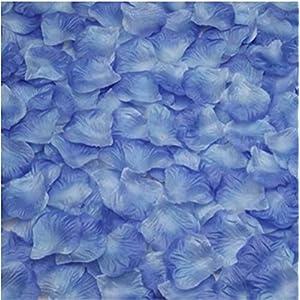 1000Qingsun Rose Petals Artificial Flower Wedding Party Vase Decor Bridal Shower Favor Centerpieces Confetti 5