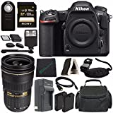 Nikon D500 DSLR Camera (Body Only) + Nikon AF-S NIKKOR 24-70mm f/2.8G ED Lens + Rechargable Li-Ion Battery + Home and Car External Charger + Sony 128GB SDXC Card + HDMI Cable + Remote + Flash Bundle ?