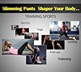 women's neoprene hot sweat slimming pants weight