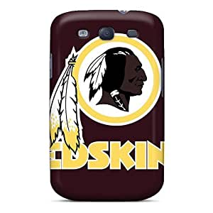 Perfect Washington Redskins Case Cover Skin For Galaxy S3 Phone Case