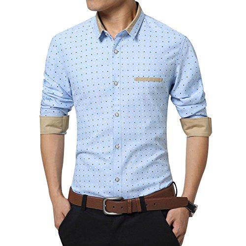 Long Sleeve Pattern Shirt - 2