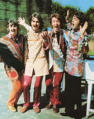 The Beatles Magical Mystery Tour  Photo Print 13x19/""