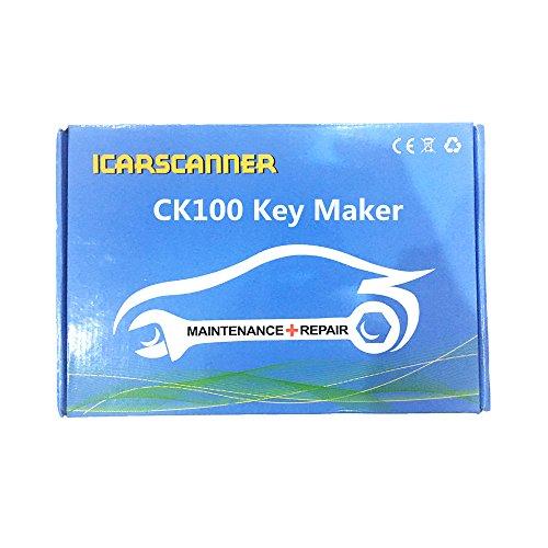 2016 Car Key Programmer CK100 Auto Key Programmer Immobilizer V46.02 Newest Generation SBB Key Programmer No Token Limited Best Quality (CK100 Auto Key Programmer V99.99) by CK Products (Image #4)